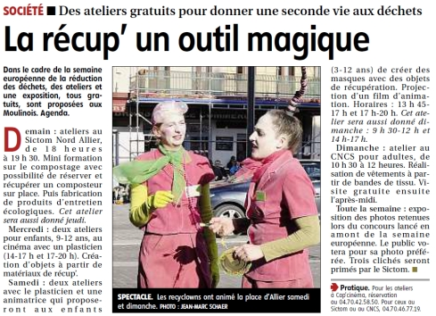 recyclowns moulins